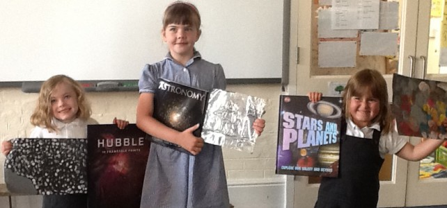 Space Art Competition in conjunction with Misterton Fete