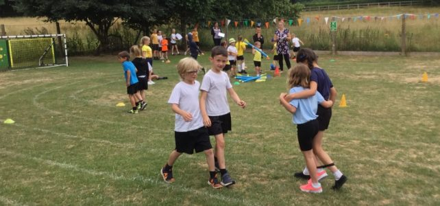 Sports Day – Part 1