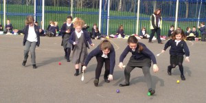 Egg and spoon races 1