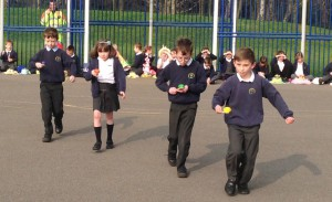 Egg and spoon races 10