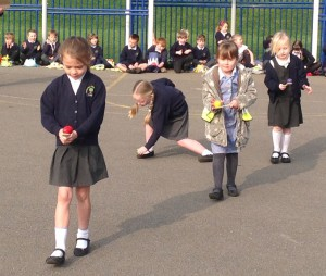 Egg and spoon races 8