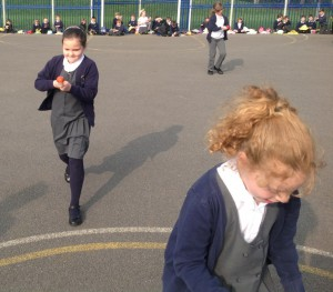 Egg and spoon races 9