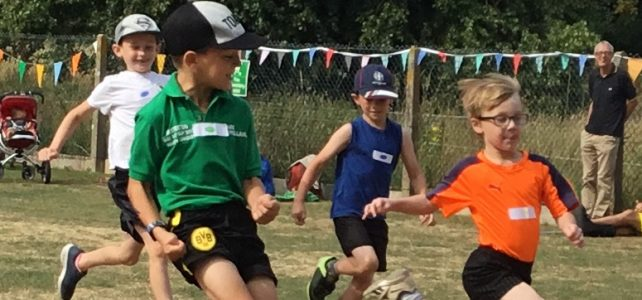 Sports Day – Part 2